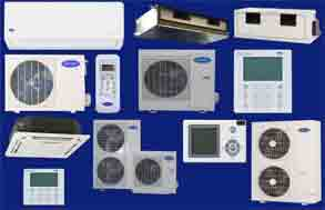 carrier ducted air conditioners